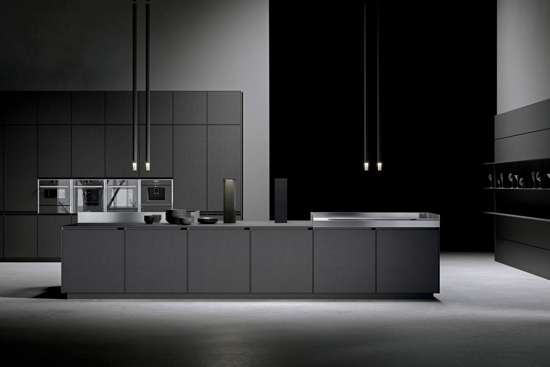 Cucine In Fenix.Modern Kitchens Made In Italy Arrital Fenix Ntm