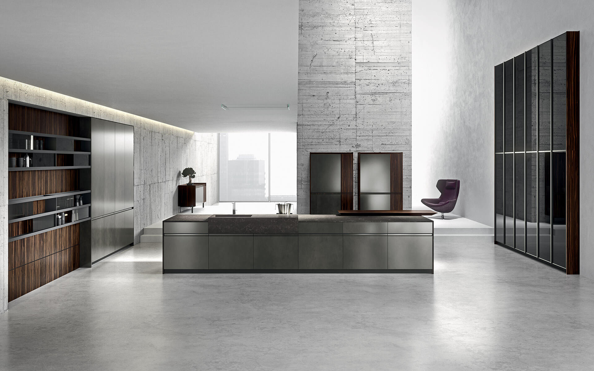 Modern Kitchens Made In Italy Arrital Ak 05 Tailormade